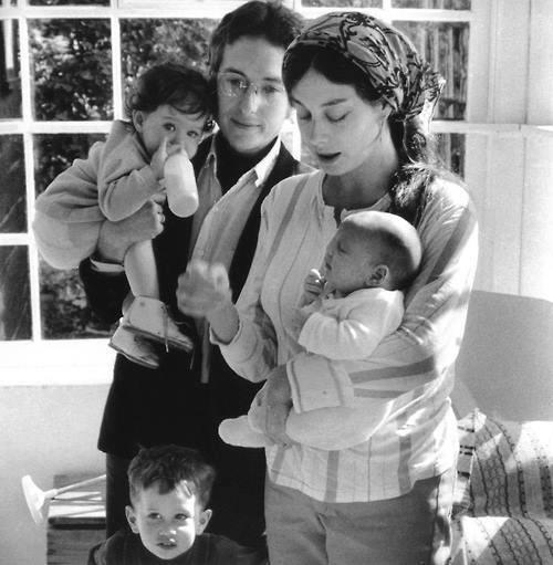NOVEMBER 22, 1965 - Sara Lownds married Bob Dylan