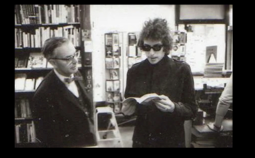 Bob Dylan in Sweden  29th April 1966 Photographs