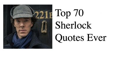 Top 70 Sherlock Quotes Ever