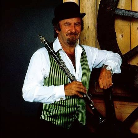 November 2, 2014 – Singer/clarinetist Acker Bilk  died in Bath, Somerset, England