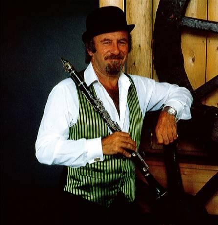 November 2, 2014 – Singer/clarinetist Acker Bilk  died in Bath, Somerset, England